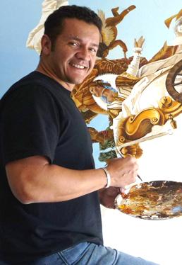 paulo fine artist