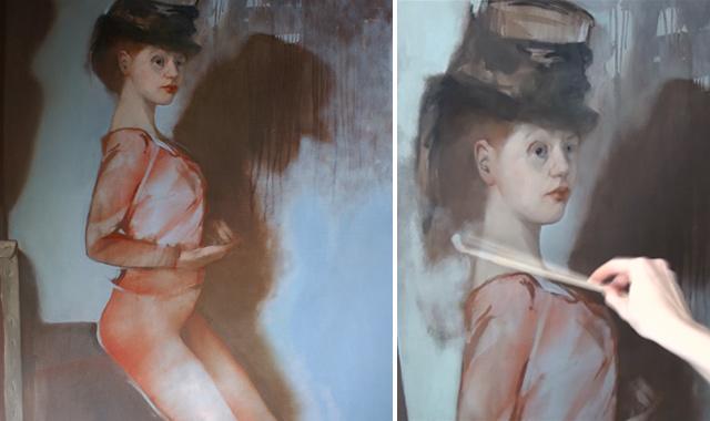 Fine art video bonus 3 - Oil Painting Demonstration