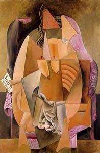 Eva Gouel and Picasso- web_art_academy