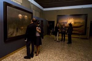 Kitsch Biennale 2010: Odd Nerdrum
