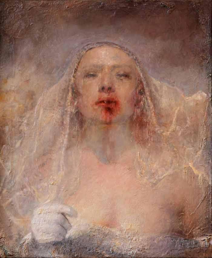 Odd Nerdrum – Running Bride