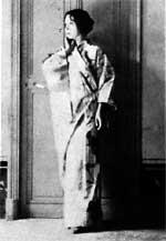 Picasso and Eva Gouel