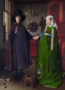 Jan_Van_Eyck_Arnolfini_Portrait (London, National Gallery)