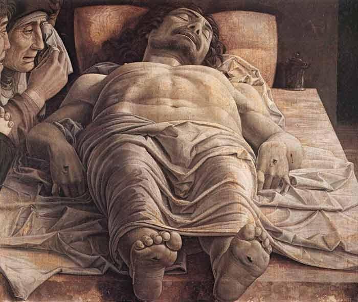 Mantegna_Andrea_oil-painting-Technique-Foreshortening