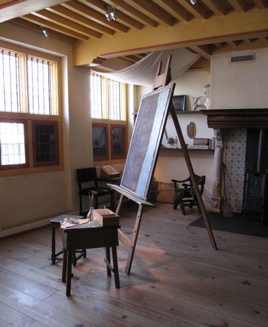Rembrandt-studio-palette-oil-painting-etching-techniques