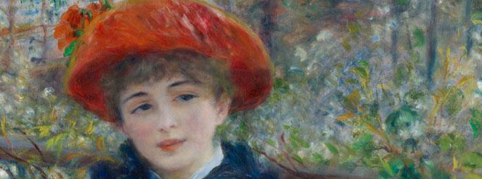 Renoir's Palette