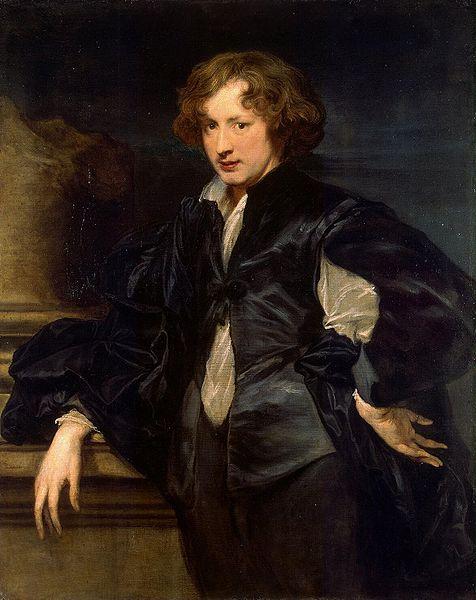 Van Dyck's Palette