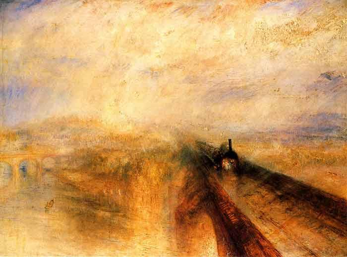 Turner's Palette