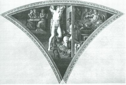 Michelangelo Sistine Chapel restoration scandals