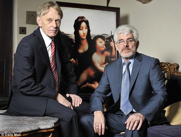 Stolen Painting of Leonardo da Vinci