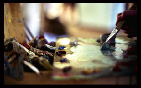 Oil painting essential materials -techniques-Paletts-Paints