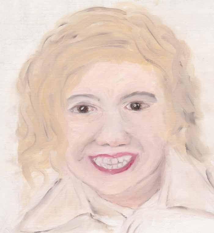 a-dream-come-true-by-andrea-c-ramsel portrait painter